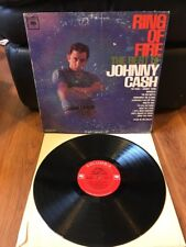 Johnny Cash LP COLUMBIA CL 2053 Ring Of Fire HIGH FIDELITY