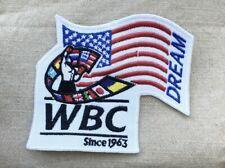 World Boxing Council - WBC Authentic Patch