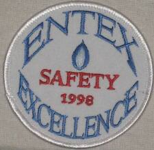 Entex Excellence Patch - Safety 1998