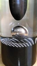 CURIOSA - A Modern Art Glass Studio Vase with Optic Illusion effect  by F. KoveK