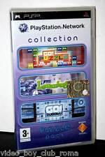 PSN COLLECTION PUZZLE PACK SUDOKU GIOCO NUOVO SONY PSP EDIZIONE ITALIANA PG