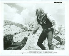 RICHARD HARRIS original movie photo 1973 THE DEADLY TRACKERS