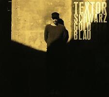 Schwarz Gold Blau von Textor (2012)  NEU, in Folie  TRIKONT