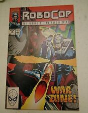 000 Vintage Marvel Comic book Robocop Vol 1 No. 6 August 1990 War Crimes