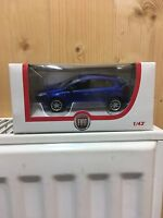 Norev 1:43 Fiat Bravo Die Cast Model Car IN Blue New