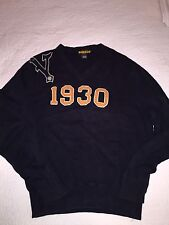 Ralph Lauren Rugby Store 1930 Sweater Patch Sewn On Appliqué Varsity Y XL