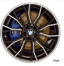"BMW 20"" G30  530i 540i 2017 M Double Spoke 669 Black Matt Wheel Rim Set -4 OEM"