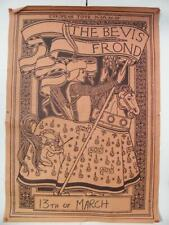 The Bevis Frond Tour Poster - Rare 1993
