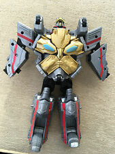 Power-Rangers megaforce ultimate megazord to space ship toy
