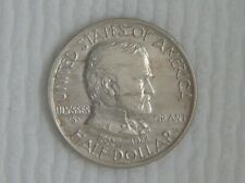 1922 Grant Silver Half Dollar Commemorative, UNCIRCULATED MS++ NICE COIN!