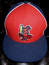 445b30a15 New Era BOSTON RED SOX Retro BASEBALL HAT Fitted Style Cap Size 7 3 4