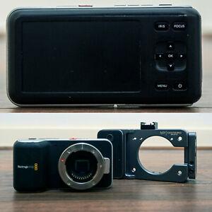 Blackmagic Design Pocket Cinema Camcorder