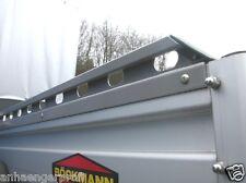 Seitenwandgalerie für Bordwände - Ladungsicherung Pick up Anhänger Ladebordwand