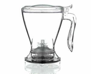 Teaze Over the Cup Loose Tea Infuser 20oz - Magic Tea Maker