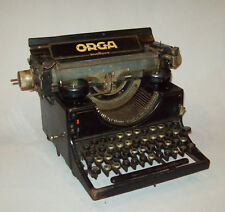 Old Antique Vtg Ca 1920s Orga # 2 Manual Typewriter For Restoration Parts Nice