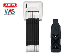 ABUS Faltschloss BORDO GRANIT X Plus™ 6500 white/weiß + Transporttasche NEU!
