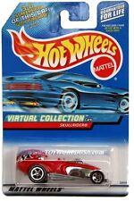 2000 Hot Wheels #138 Virtual Collection Skullrider