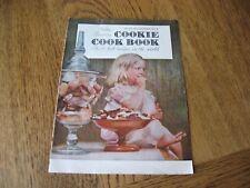 Very Rare Vintage Good Housekeeping's Golden Treasury Cookie Cook Book