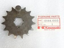 Kawasaki NOS NEW  13144-1003 Engine Sprocket KZ KZ440 KZ400 1978-81