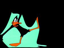 "35mm Cartoon Film: DAFFY DUCK ""Duck Amuck"" (1953) LPP low fade"