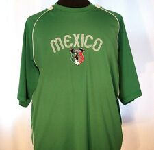vintage Mexico Football Soccer Jersey men's Xl by Starter Excellent! World Cup
