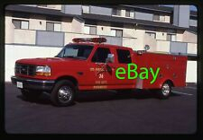 Fire Engine Photo Los Angeles County Ford Royal Squad Truck Apparatus Madderom