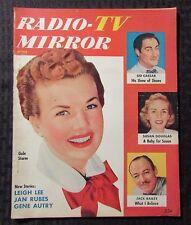 1954 April RADIO TV MIRROR Magazine VG 4.0 Gale Storm Cover - Gene Autry