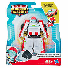 Playskool Transformers Rescue Bots Academia Medix The Doc-Bot A Ambulancia E5701