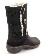 Ugg ® Australia Botas de piel de oveja de gamuza negra Kona 5183 UK 5.5 EUR 38 US 7 RRP £ 210