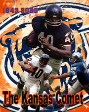 Chicago Bears Lithograph print of Gale Sayers