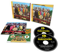 The Beatles : Sgt. Pepper's Lonely Hearts Club Band CD 2 discs (2017) ***NEW***