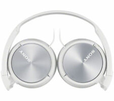 Sony Headphones MDR-ZX310AP Foldable Stereo Headset Earphones-White