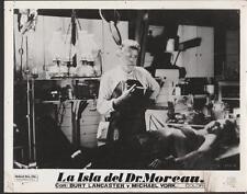 Burt Lancaster Michael York The Island of Dr. Moreau 1977 movie photo 15951