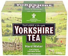 Yorkshire Tea Hard Water Tea Bags 160 Bags  Pack of 3, Total 480 Bags