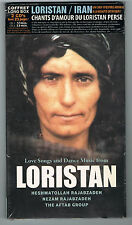 LORISTAN - LOVE SONGS AND DANCE MUSIC - LONG BOX 2 CD + LIVRET - NEUF NEW NEU