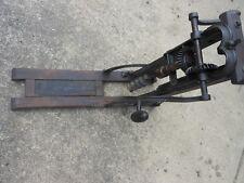 Vintage barn beam auger antique tool & bit