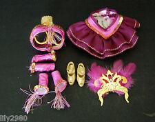 Barbie Carnaval Fesitval Outfit Fashion Ensemble Accessories Silkstone Carnival