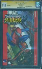 Ultimate Spider Man 1 CGC SS 9.8 Stan Lee German Ed 2000 Infinity War Movie