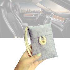 1Pcs Bamboo Charcoal Bag Air Freshener Deodorizer for Car Home 100g All Nature