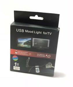 USB Mood Light For TV One LED Strip Power 4.8 W 5 V Voltage  A7
