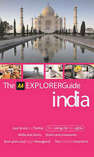 AA Explorer India by AA Publishing (Paperback, 2006)