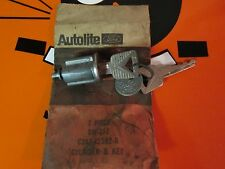 NOS Ford Part# SW-351 * Ignition Switch Lock Cylinder & Key * Thunderbird