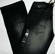 Black Jeans Bootcut Low Rise Cotton A/X Petite size 29 (~8) Mint