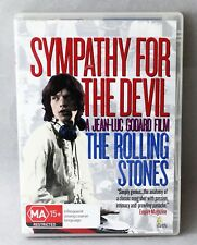 Sympathy For The Devil (DVD, 2006) The Rolling Stones Music Movie 1960s Band