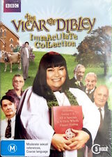 The Vicar of Dibley IMMACULATE COLLECTION : NEW DVD
