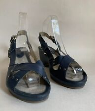 08ec36cb1fbc6 Women's Vintage Shoes in Shoe Size:UK 5, Main Colour:Blue | eBay
