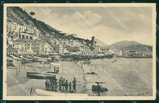 Salerno Città ABRASA cartolina VK1558