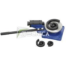 Curvatrice curvaferri Fervi 0113 curvaricci per ferro battuto e tondini o piatti