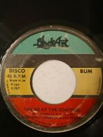 "Michael Campbell & Lee Perry ‎– Dread At The Control - 7"" Vinyl Single 1978"