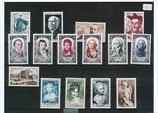 TIMBRES DE FRANCE ANNEE COMPLETE 1950 NEUF LUXE **